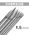 'EZ' PIERCE ULTRA PIERCING NEEDLE (OVERSIZE, 1.5 INCH)