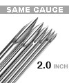 'EZ' PIERCE ULTRA PIERCING NEEDLE (SAME GAUGE, 2.0 INCH)